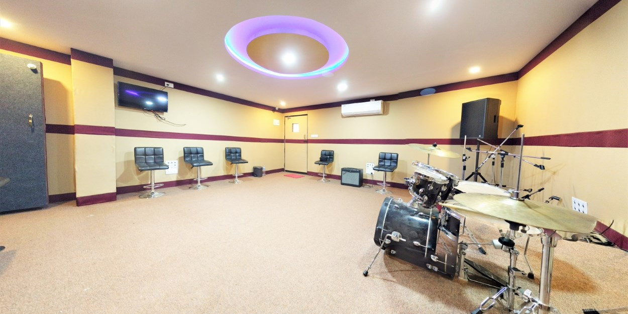 boomerang studio jam room